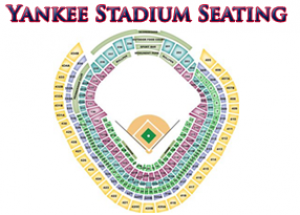 Yankee Stadium Seating